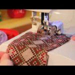 How to Use a Side Cutter (Cut and Hem) Foot