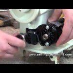 How To Replace A Sewing Machine Motor