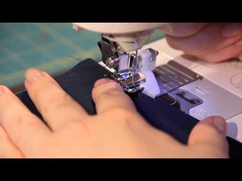 How to Use a Blind Hem Foot