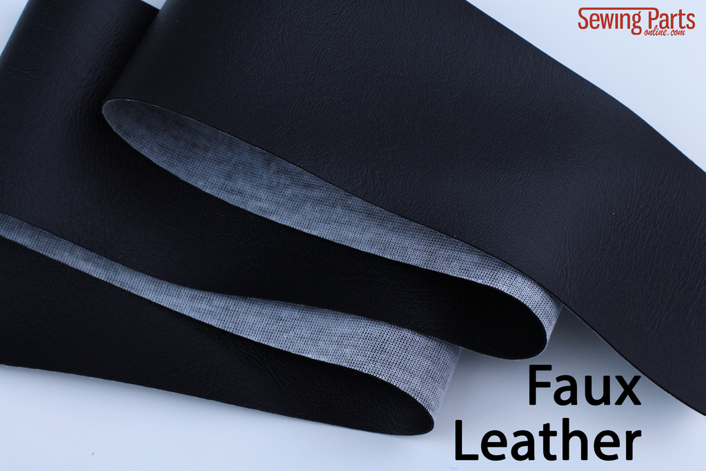 How To Sew Vinyl Faux Leather And Oilcloth Sewing