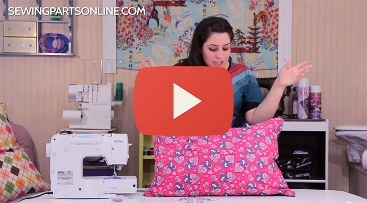 Fan Requested Tutorial for Zippered Pillowcases