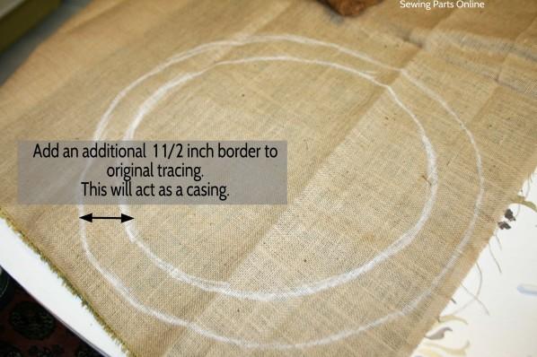 Burlap Hanging Planter_SewingPartsOnline 2