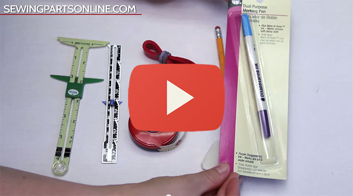 Beginner's Guide to Sewing (Ep 2): Tools of the Trade