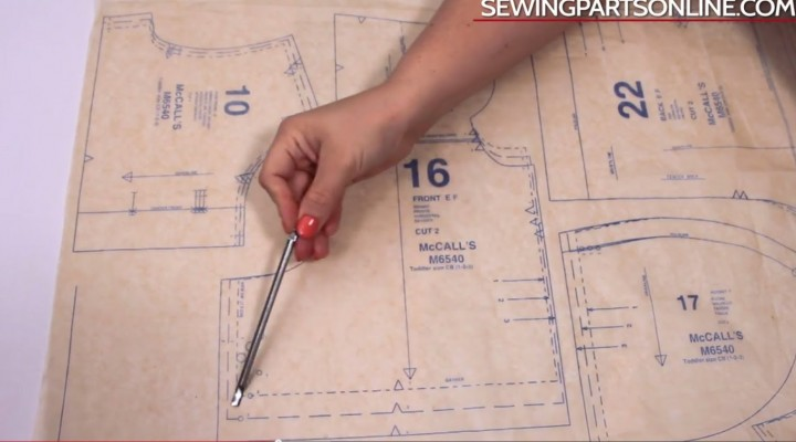 Beginner's Guide to Sewing (Episode 3): Patterns, Fabric & Notions