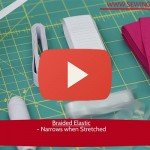 Beginner's Guide to Sewing (Ep 7): Elastic