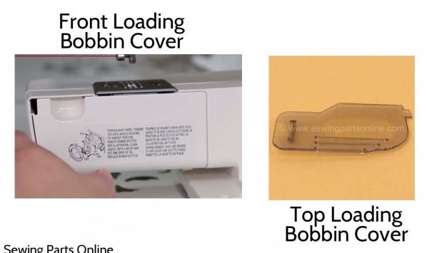 sewing machine bobbin cover