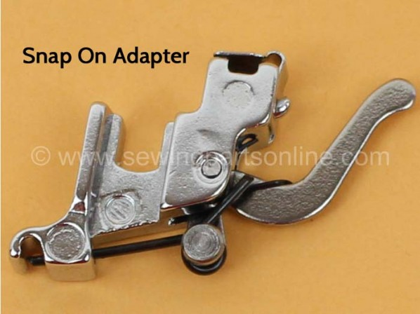 snap on adapter