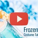 Disney's Frozen – Elsa Costume Tutorial: Part 1
