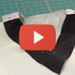 How to Sew Neckline Facing
