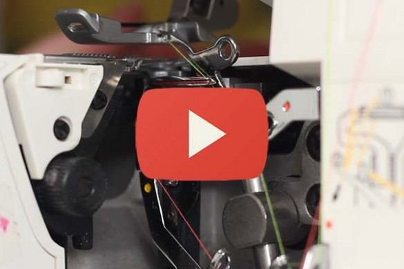 Threading Your Serger Video