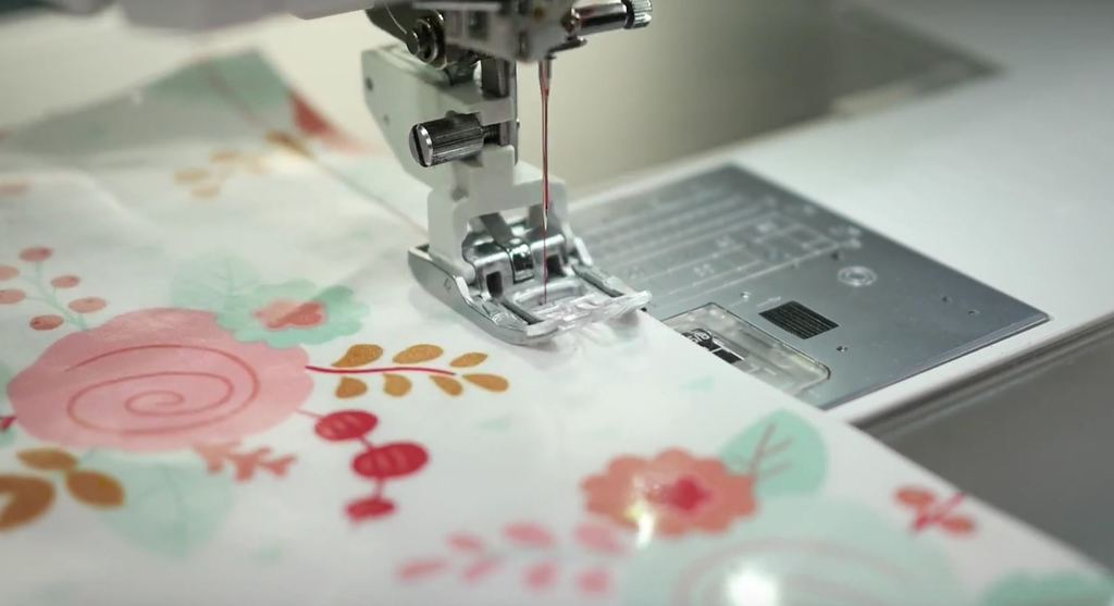 How To Use A Walking Foot Updated Sewing Parts Online