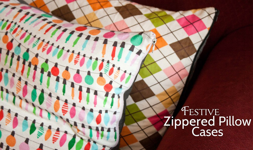 Sewing Parts Online Holiday Fitted Pillow Cases 1