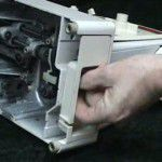 Replace Sewing Machine Gears