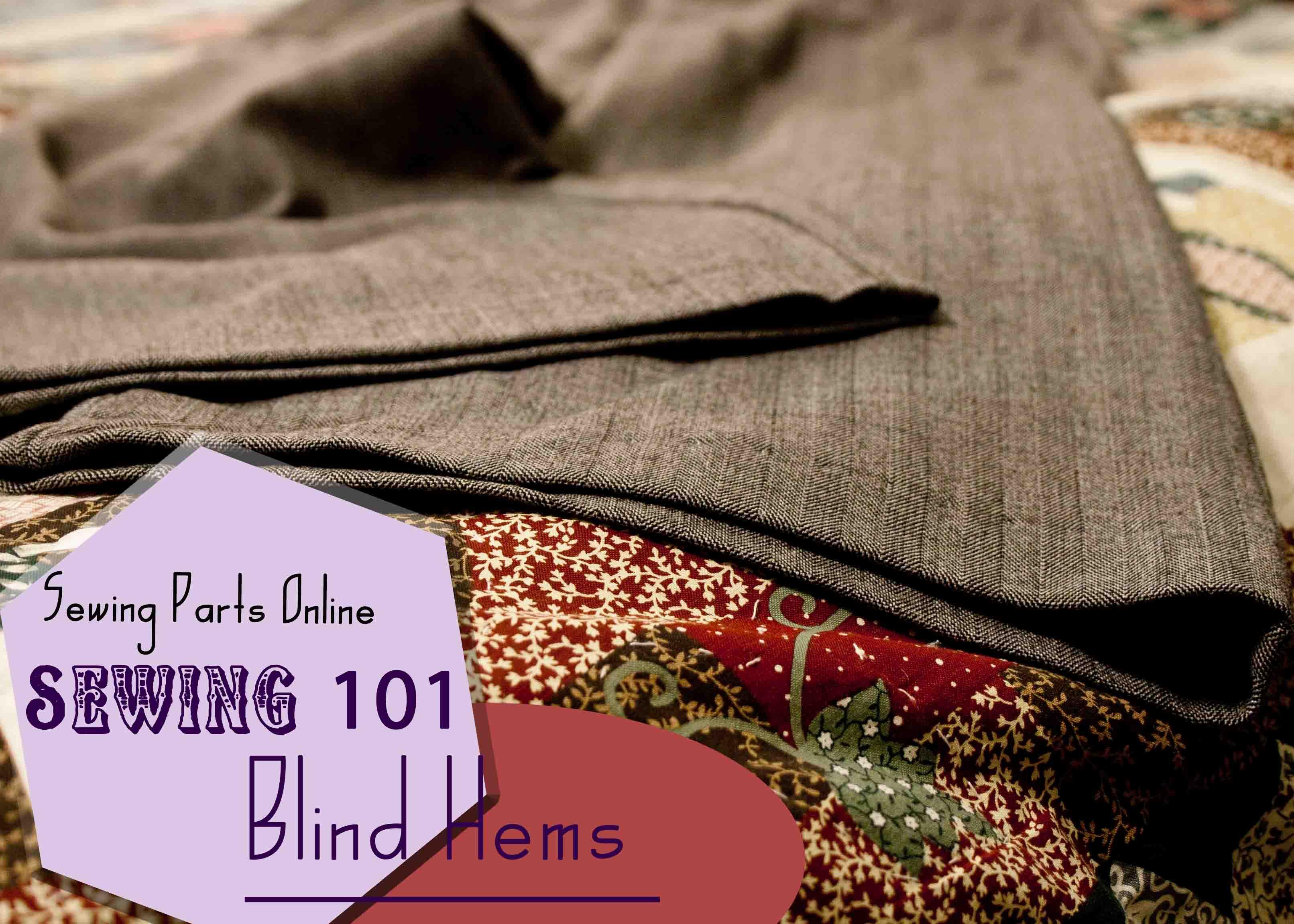 Blind Hems