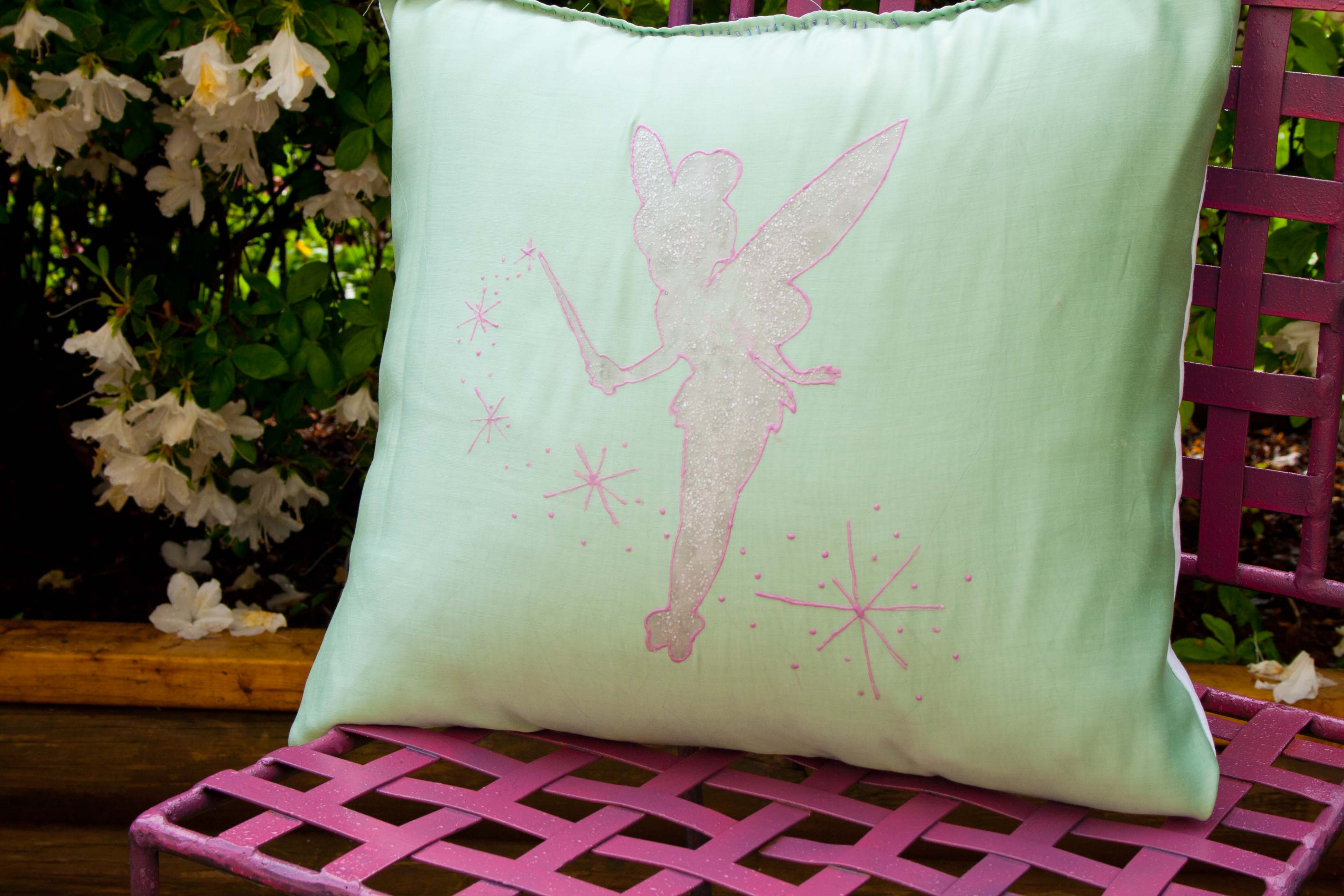 Make Your Own Fabric Stencils