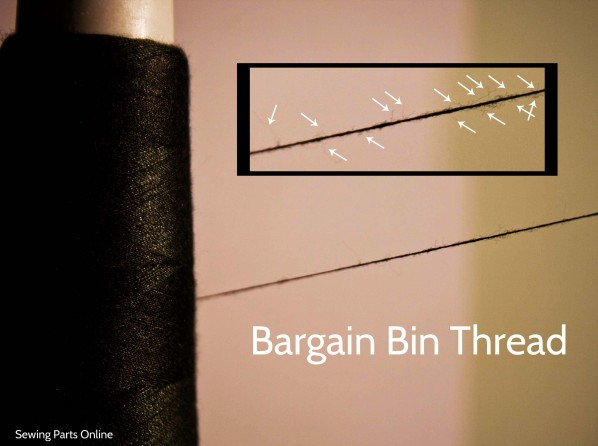 Thread Quality Bargan Bin
