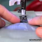Straight Stitching
