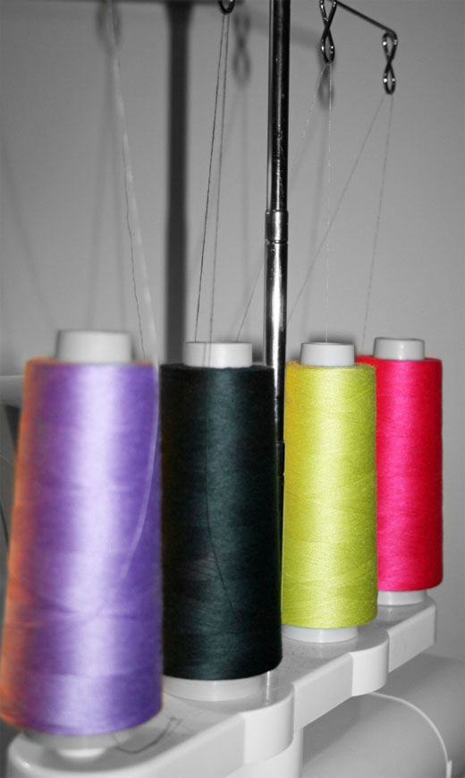Tips For Tackling A Serger Overlock Machine Sewing Parts