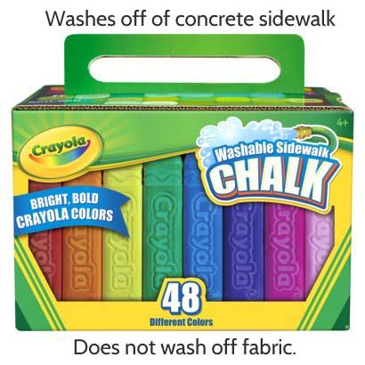chalk copy