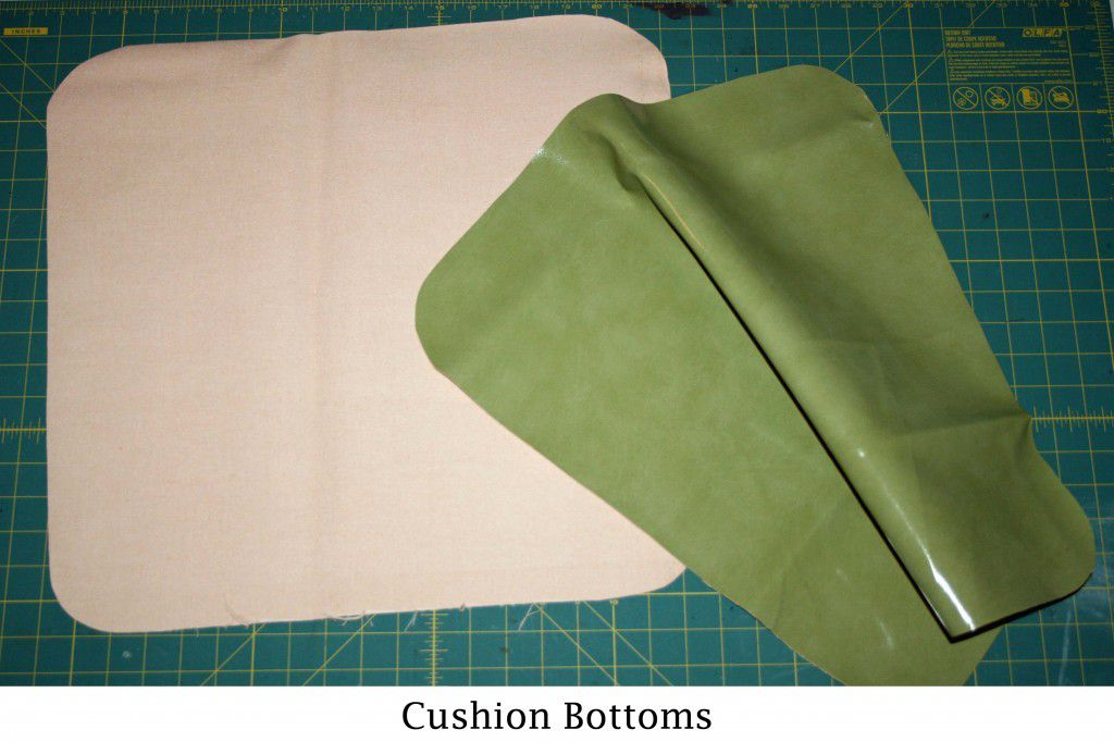 cushion step 2