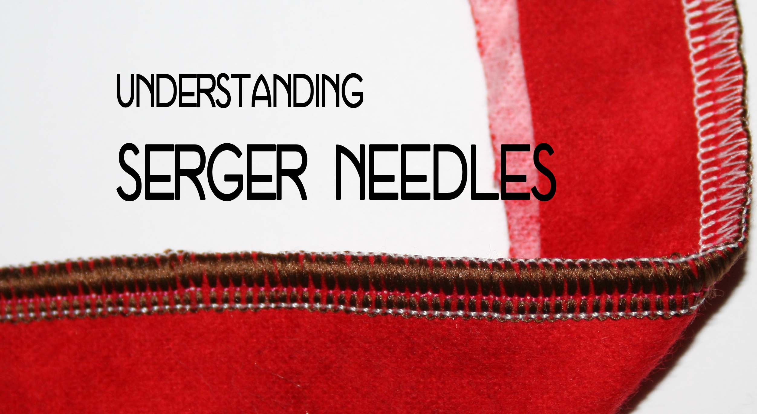 Serger Needles