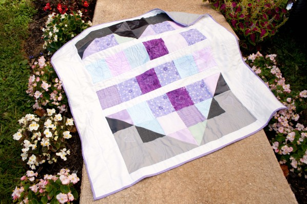quilt fully finished sewing parts online