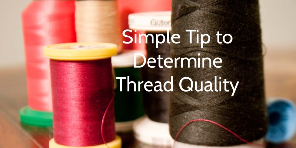 tip for thread quality copy