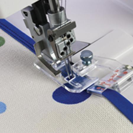 Adjustable Bias Binder Foot Janome 200810100 Sewing