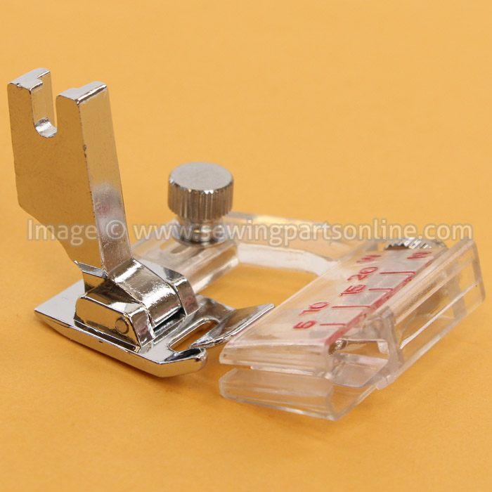 Bias Tape Binding Foot, High Shank #6288 : Sewing Parts Online