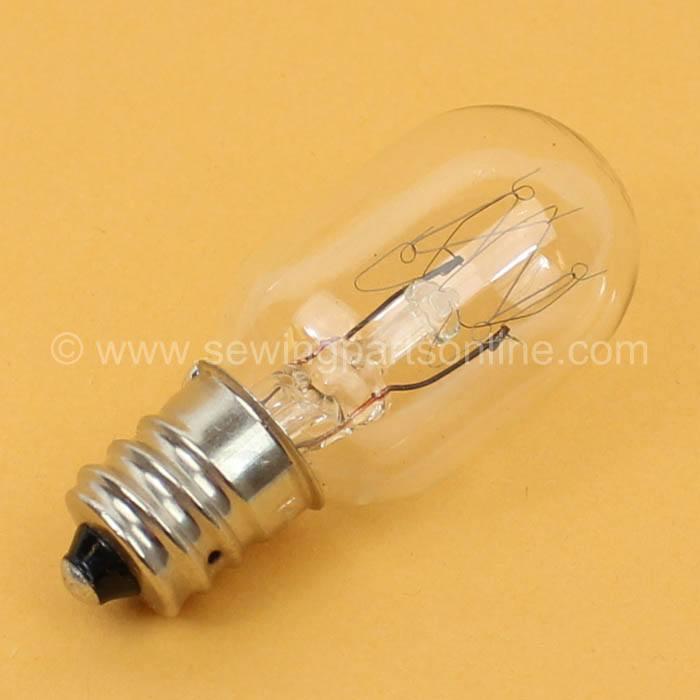 Light Bulb 15 Watt Screw In 7scw Sewing Parts Online