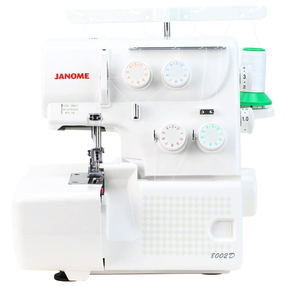 Janome 8002D Serger: Sewing Parts Online