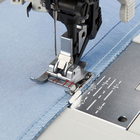 Seam Guide Foot Pfaff 820772096 Sewing Parts Online