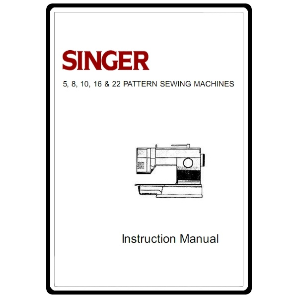 Instruction Manual, Singer 9410 : Sewing Parts Online