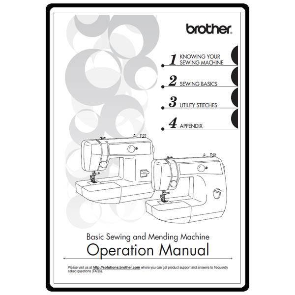 ls2125i sewing machine manual