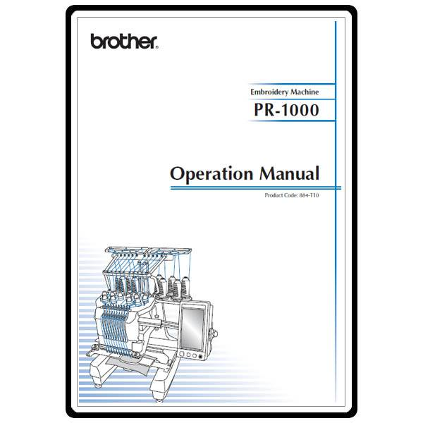 Elna 1000 Sewing Machine Instruction Manual English