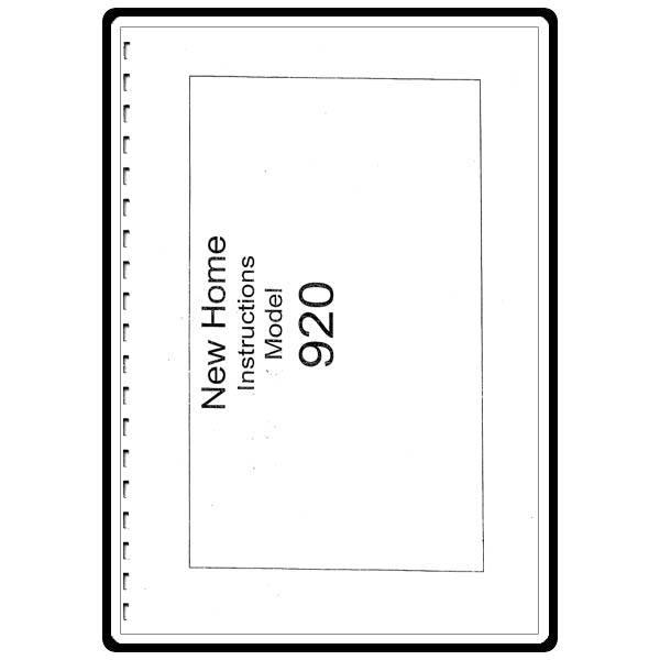juki sc 920 instruction manual