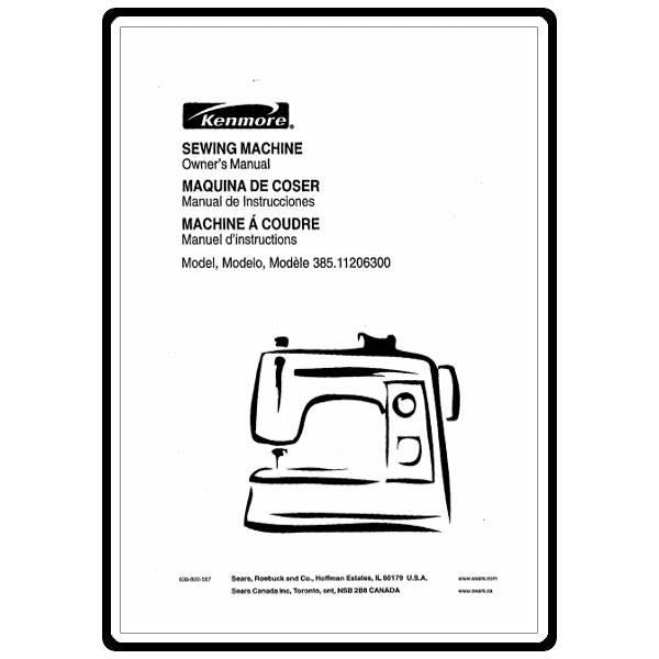 instruction manual kenmore sewing parts online. Black Bedroom Furniture Sets. Home Design Ideas