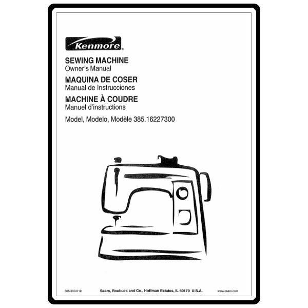 little green machine instruction manual