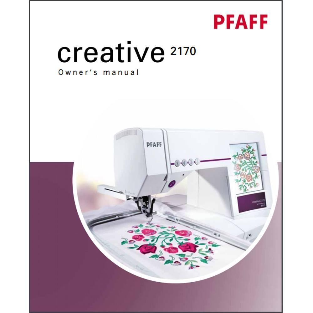 pfaff sewing machine parts list
