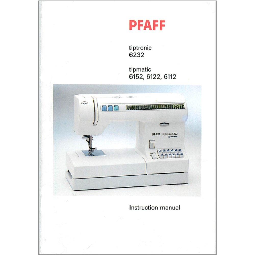 pfaff 6232 sewing machine