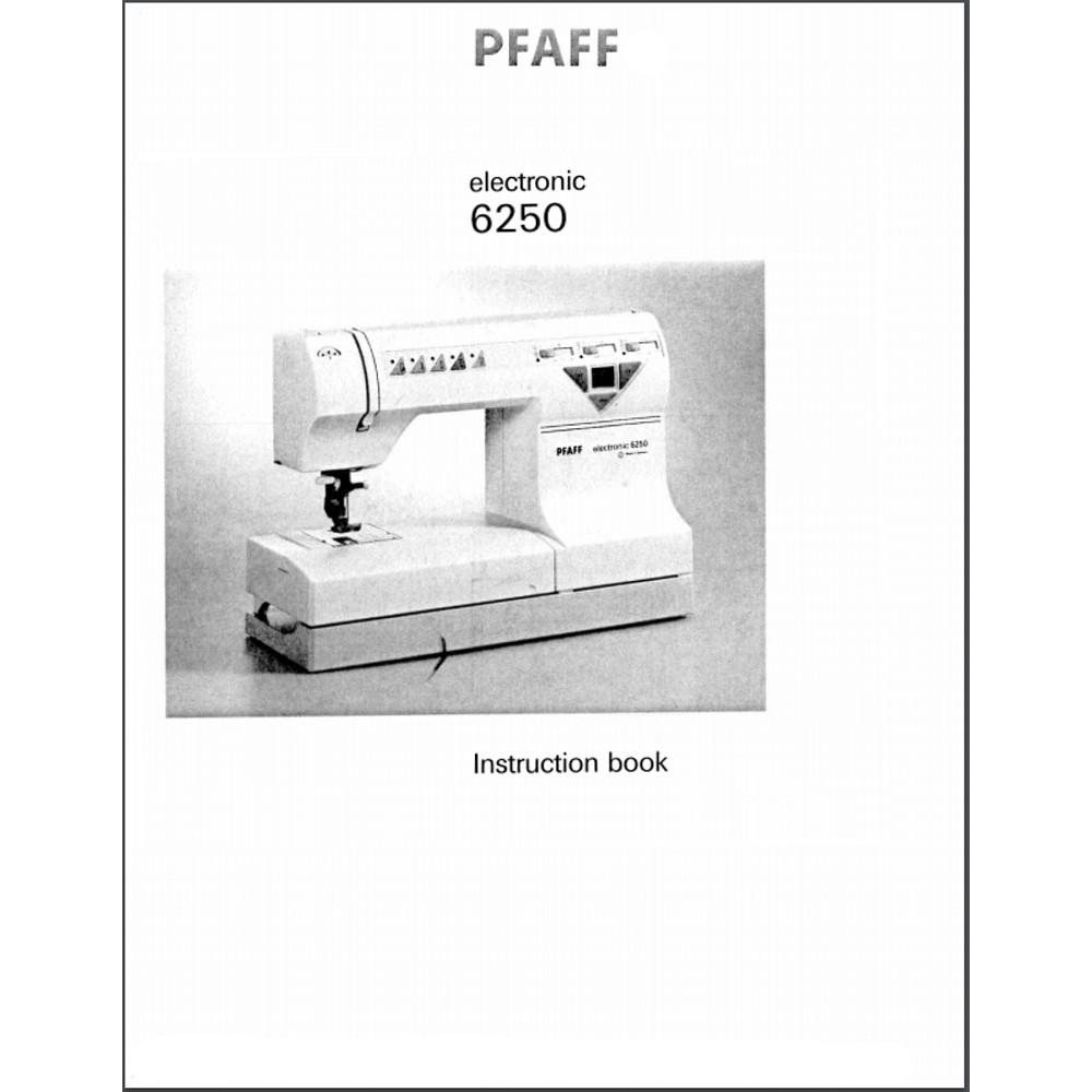 pfaff 6250 sewing machine