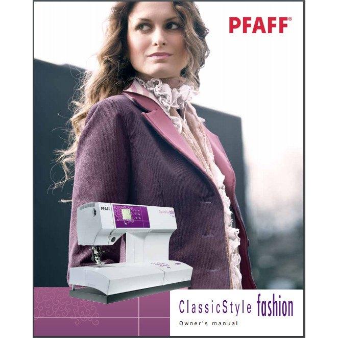 simplicity fashion pro sewing machine manual