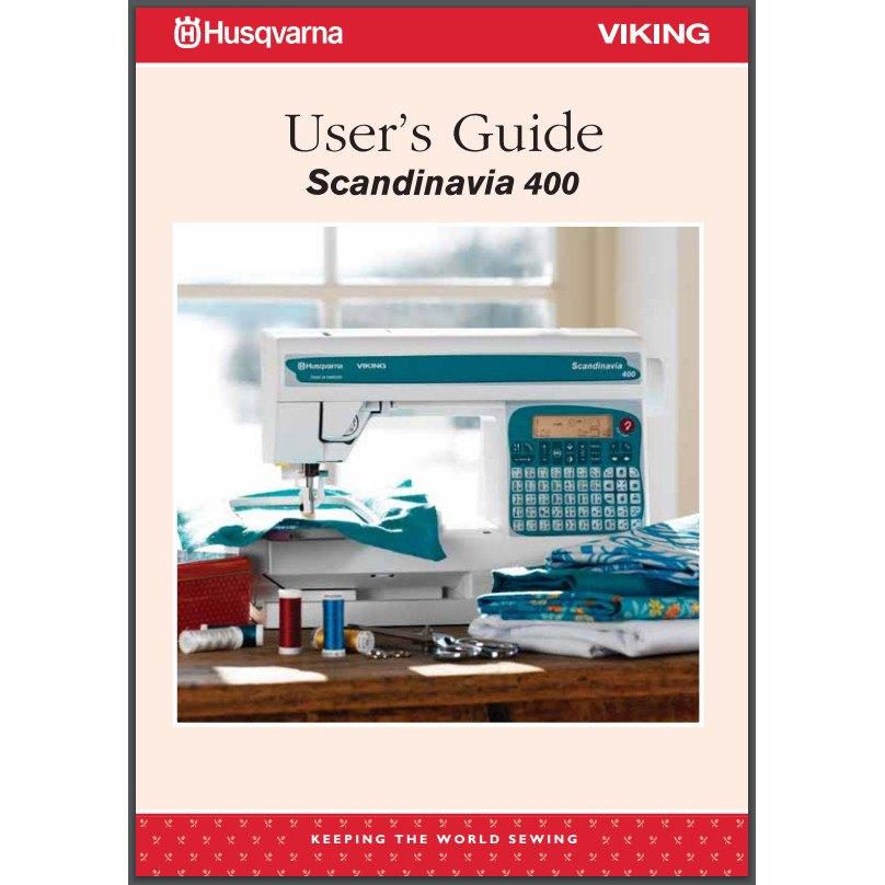 viking 400 sewing machine