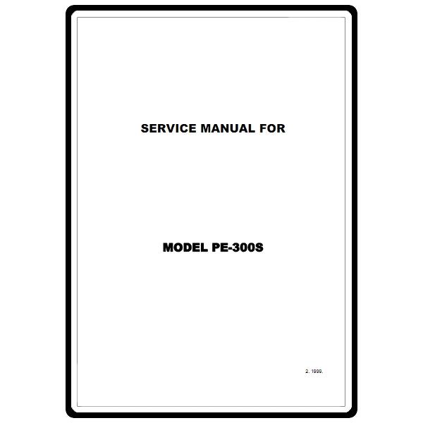 husqvarna viking 300 sewing machine manual