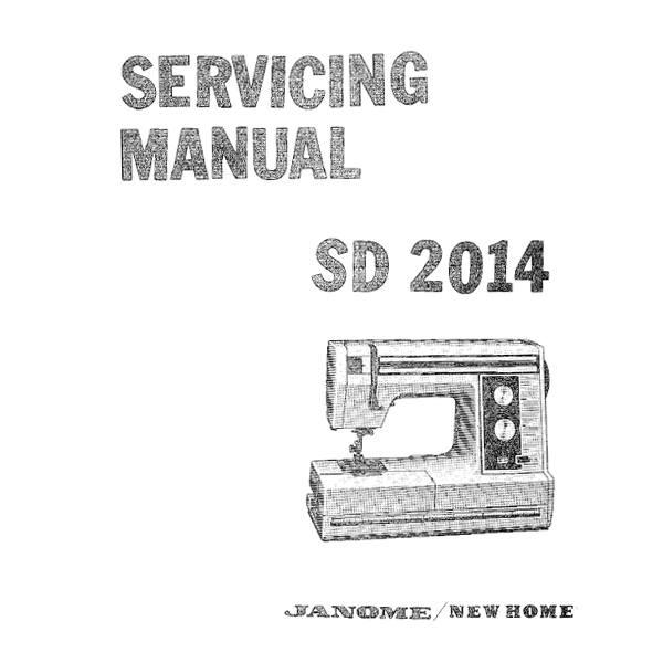 janome sewing machine maintenance