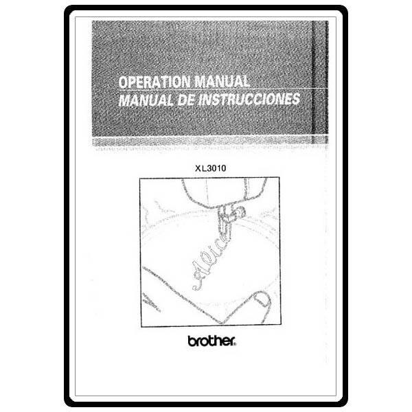 xr 33 sewing machine manual