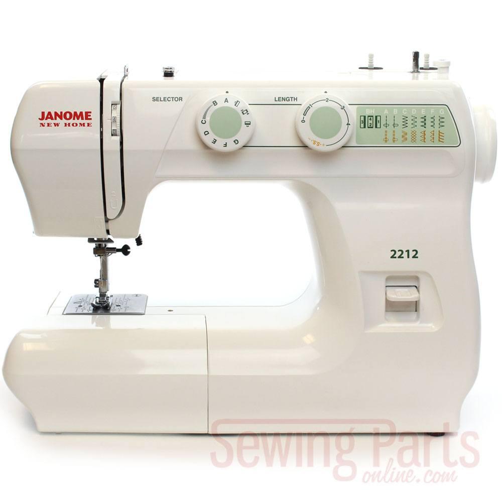 husqvarna sewing machine parts list