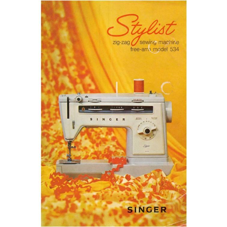 singer 534 stylist sewing machine